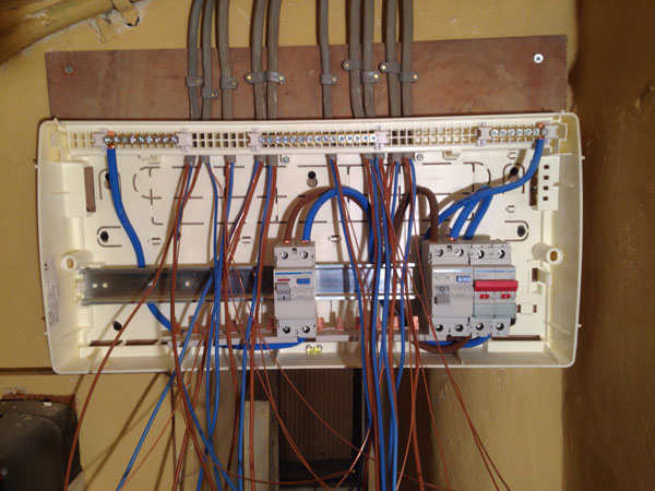 Prime Consumer Unit Installation Boyter Electrical Services Ltd Wiring Cloud Usnesfoxcilixyz